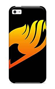 Top Quality Protection Fairy Tail Case Cover For Iphone 5c