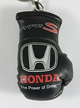 Honda Type S Mini llavero guante de boxeo: Amazon.es: Coche ...