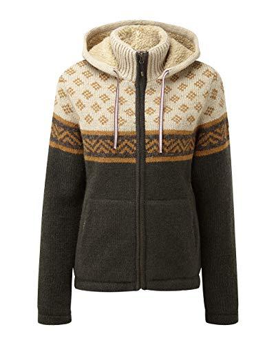 SHERPA ADVENTURE GEAR Kirtipur Sweater, Karnali Sand, X-Small