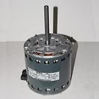 1173519 oem upgraded heil condenser fan motor 1 2 hp 208 for Condenser fan motor replacement cost