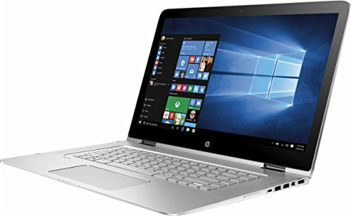 "HP-2 in 1-15.6-i7-16GB HP-2 in 1-15.6-i7-16GB 2017 Spectre 2-in-1 15.6"" 4K Ultra HD 3840x2160 Touchscreen High Performance Laptop, Intel Core i7-6500U 2.5GHz, RAM, 256GB SSD, WiFi-AC, Bluetooth, HDMI, Webcam, Windows 10"