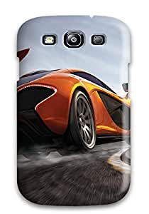Anti-scratch And Shatterproof Forza Motorsport 5 Game Phone Case For Galaxy S3/ High Quality Tpu Case