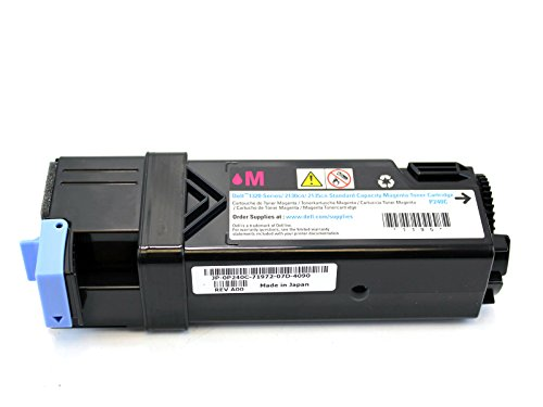 Dell OEM Toner RY855 (MAGENTA) (1 Cartridge) (RY855) -