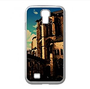 Dom Trier HD Watercolor style Cover Samsung Galaxy S4 I9500 Case