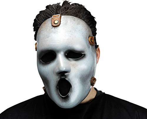 FunWorld Men's MTV'S Scream Movie Killer Scary Theme Party Halloween Costume Mask