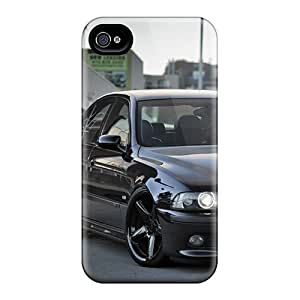 Protective Hard Phone Cover For Iphone 6 With Custom Realistic Iphone Wallpaper Pattern ColtonMorrill