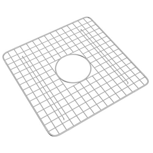 (Rohl WSG3719SS Wire Sink Grids, Stainless Steel)