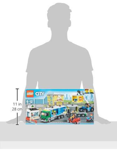 City Town Cargo Terminal LEGO 60169