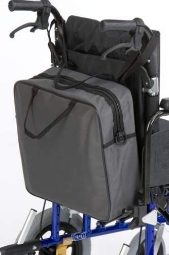 Drive Medical RT-5021GY - Mochila para silla de ruedas, color gris