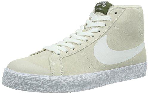 wholesale dealer c2a5b 521fc Nike SB Men s Blazer SB Premium SE Light Orewood Brown Legion Green Black  White 10 D - Medium - Buy Online in KSA. Shoes products in Saudi Arabia.