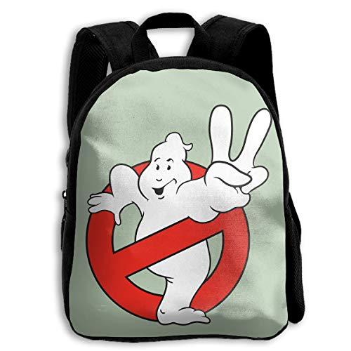 Carmen Belinda Ghost-Busters Kids Toddler Casual Backpack School Bag Travel Daypack Backpack Bags -