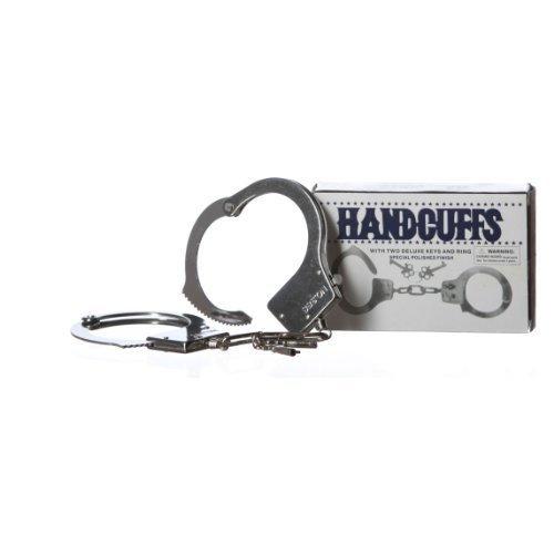 Chrome Handcuffs