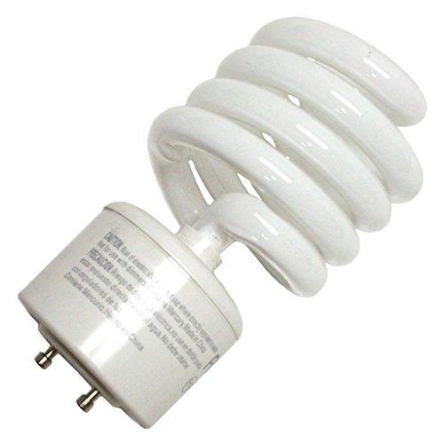 (TCP 33132SP41K 32-watt Spring Lamp CFL GU24 Base, 4100-Kelvin)