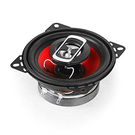 auna SBC-5121 • Haut-parleurs coaxiaux 3 Voies • Paire de Haut-parleurs intégrée • 1000 W Max. Puissance • Tweeter au néodyme • Bobine ASV • Charge SPL 80 DB • Fréquence: 90 Hz à 20 kHz