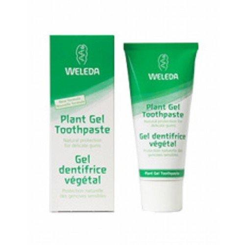 ((10 PACK) - Weleda - Plant Gel Toothpaste | 75ml | 10 PACK BUNDLE)