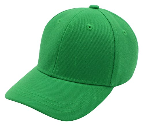 Top Level Baby Infant Baseball Cap Hat - 100% Durable Sturdy Polyester Hat, KGN]()