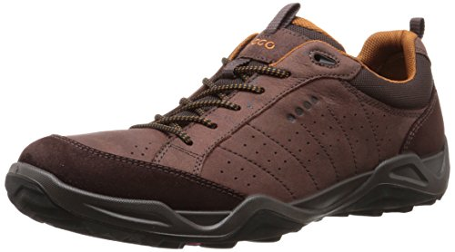 Ecco Sierra II, Chaussures de Running Homme Marron (Mocha/Mocha/Dried Tobacco)