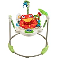 Jumperoo de la selva tropical de Fisher-Price