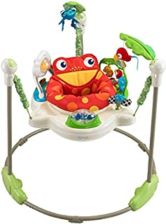 Fisher-Price Rainforest Jumperoo (B000LXQVA4) | Amazon price tracker / tracking, Amazon price history charts, Amazon price watches, Amazon price drop alerts