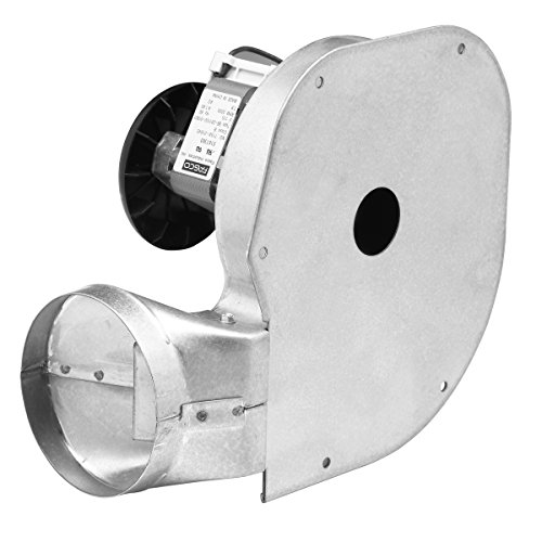Trane Furnace Draft Inducer Blower (7058-0261, D342077P03) Fasco # A260