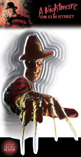 Nightmare on Elm Street Freddy Wall Grabber Scratches Hanging Decoration]()