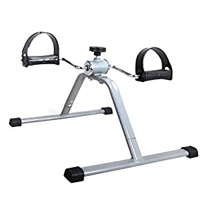 EXEFIT Pedal Exerciser Desk Bike for Leg and Arm Recovery Medical Cycling Exercise
