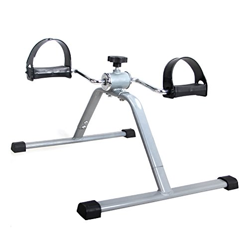 Review Of EXEFIT Pedal Exerciser Desk Bike For Leg and Arm Recovery Medical Cycling Exercise