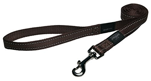Reflective Leash Large Dogs Brown product image