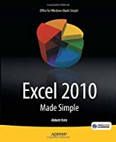 Excel 2010 Made Simple Front Cover