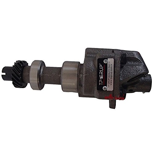Oil Pump New Engine (82847515 New Engine Oil Pump made to fit Ford Tractor Major Super Major 528E6600)