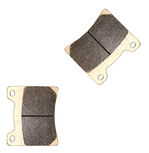 Brake Rear Yzf600 (CNBK Rear Sinter Brake Pad for YAMAHA Street YZF600R YZF600 YZF 600 R Thunder Cat 4TV H441 96 97 98 99 00 01 02 03 1996 1997 1998 1999 2000 2001 2002 2003 1 Pair(2 Pads))