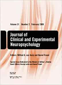 clinical and experimental neuropsychology Journal of clinical and experimental neuropsychology, 25(4), 441-456  published, 2003 filoteo, jv, friedrich, fj & stricker, jl (2001) shifting  attention to.