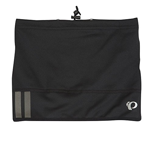 Pearl iZUMi Thermal Neck Gaiter, Black, One Size