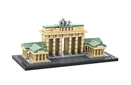 Building Toys Teens : Loz brick land micro brickland brandenburg gate