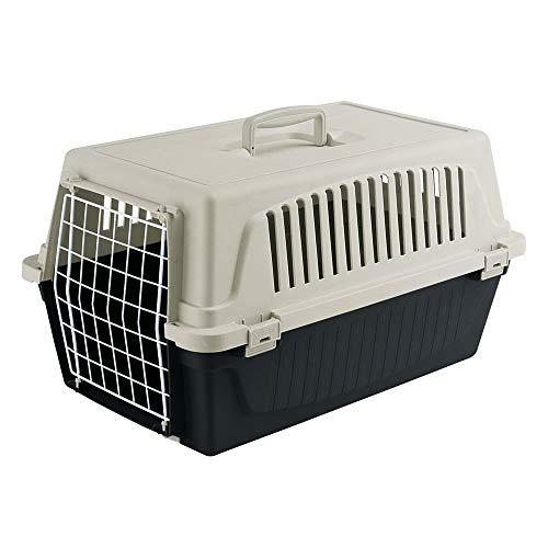 Ferplast Transportbox für kleine Hunde und Katzen Atlas