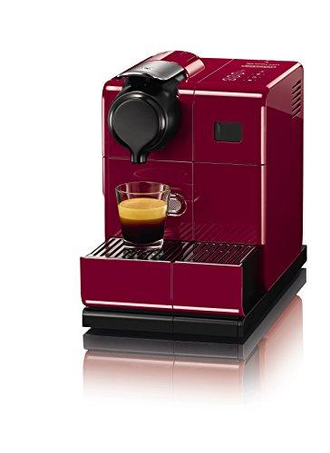 Nespresso EN550.R Lattissima Touch Automatic Coffee ...