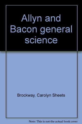 Allyn and Bacon general science