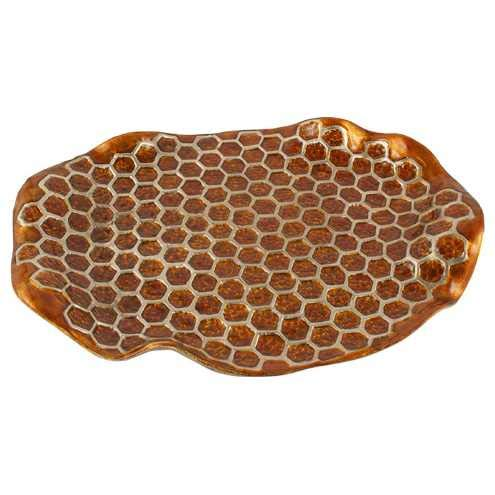 Honeycomb Apple Tray By Quest