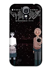 New Style ZippyDoritEduard Hard Case Cover For Galaxy S4- World Trigger Discussion