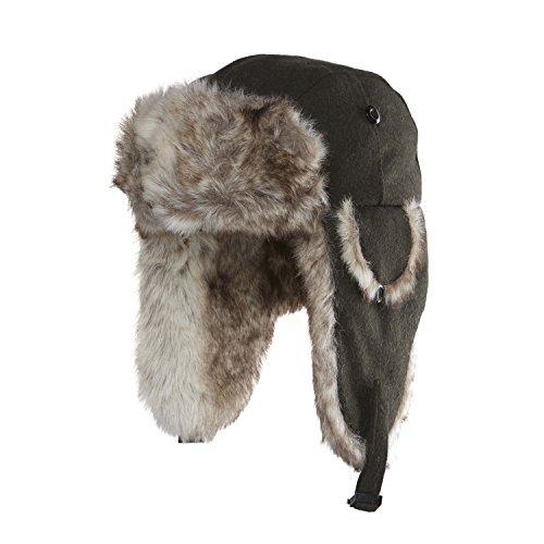 Chaos Dylon Trapper Hat, One Size, H -