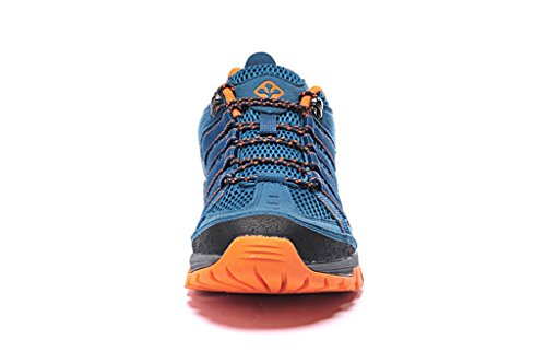 country resisting senximaoyi hiking prevent 8 cross wear Dark lightweight breathable Blue travel slippery qXxXrwpT8