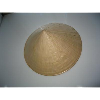 Vietnamese Bamboo Palm Leaf Conical Hat (Non La)