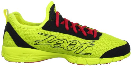 Zoot Kiawe SMU Running Shoes Neon/Black/Red VEnPQRSBR