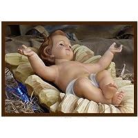 Niño Jesús Navidad A4por Apetroae Stefan