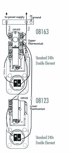 4190 thermostat wiring diagram 4 wire thermostat wiring