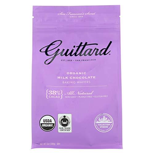 12 Oz Powder Carob (GUITTARD Organic 38% Chocolate Baking Wafers, 12 OZ)