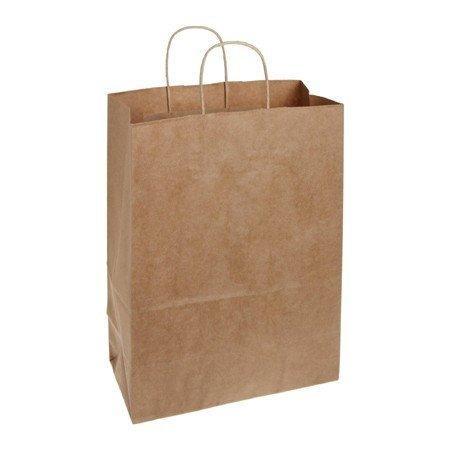 Duro Paper Bag - Bolsa de la compra de papel kraft de 10 x 5 ...