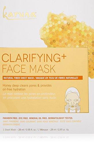 Mask Single (Karuna Single Clarifying + Face Mask, 0.95 fl. oz.)