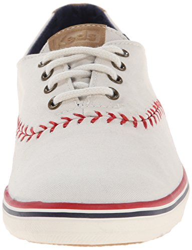 Sneaker Champion Keds Baseball White Keds Womens Fashion Off Womens Pennant 0gqUWWtw