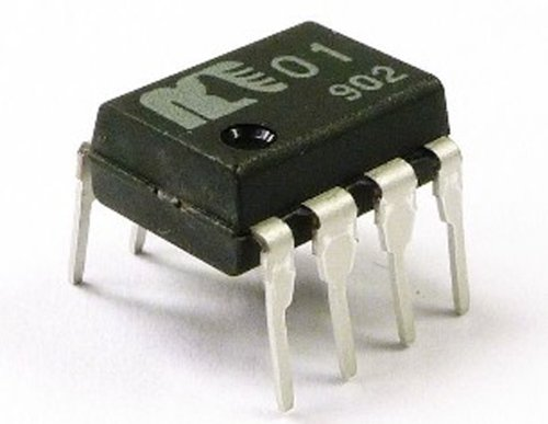 JRC MUSES01 J-FET Input Dual Operational Amplifier ()